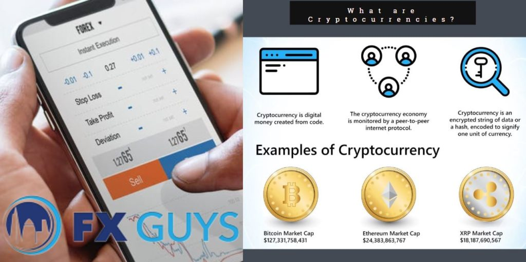 what are cryptocurrencies