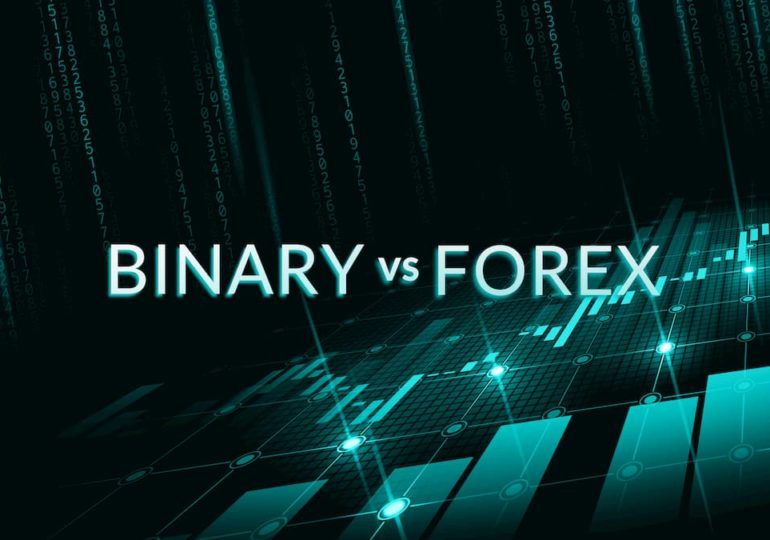 Difference between forex trading and binary options dbgpoker betting on sports