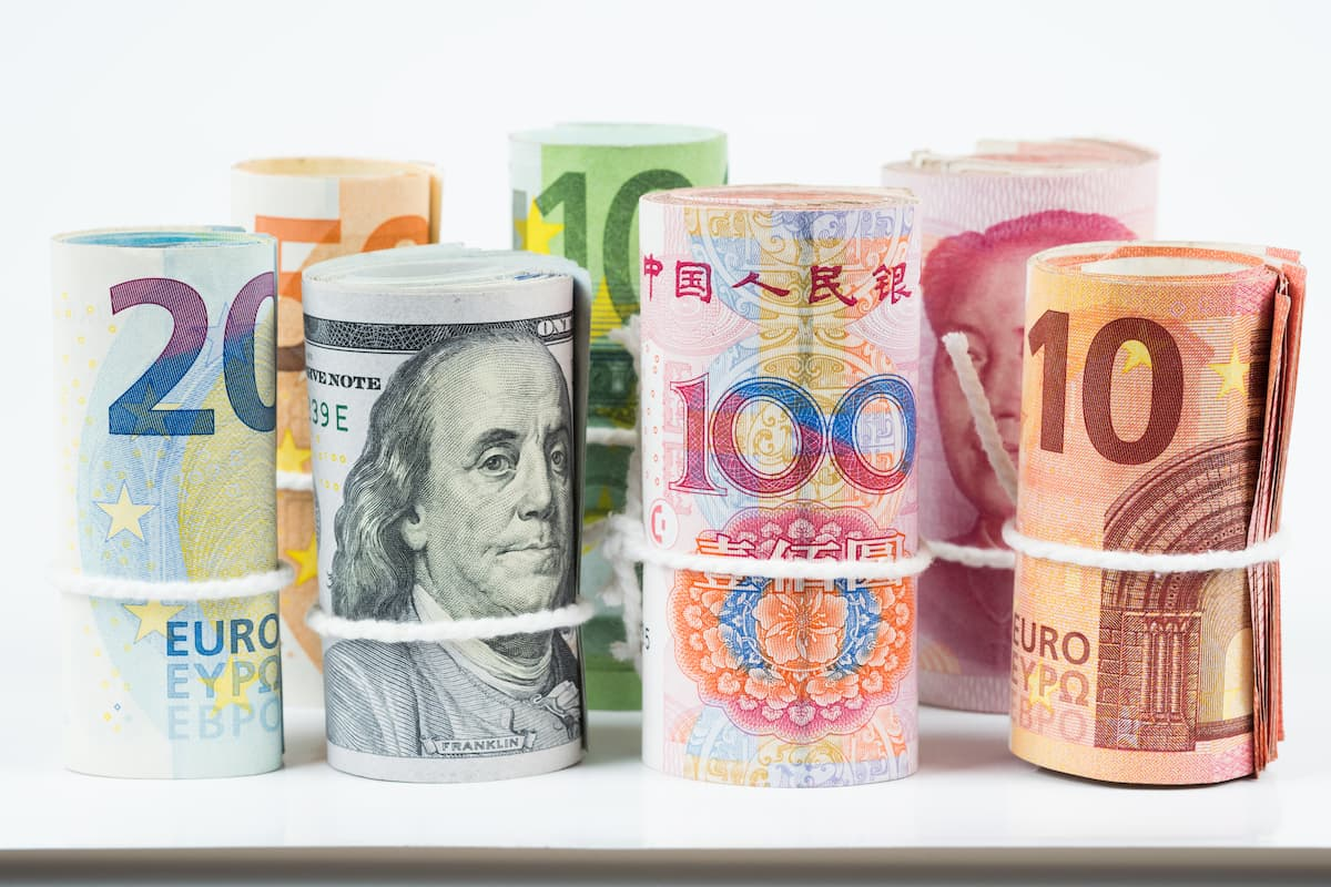 currency union rolls of money