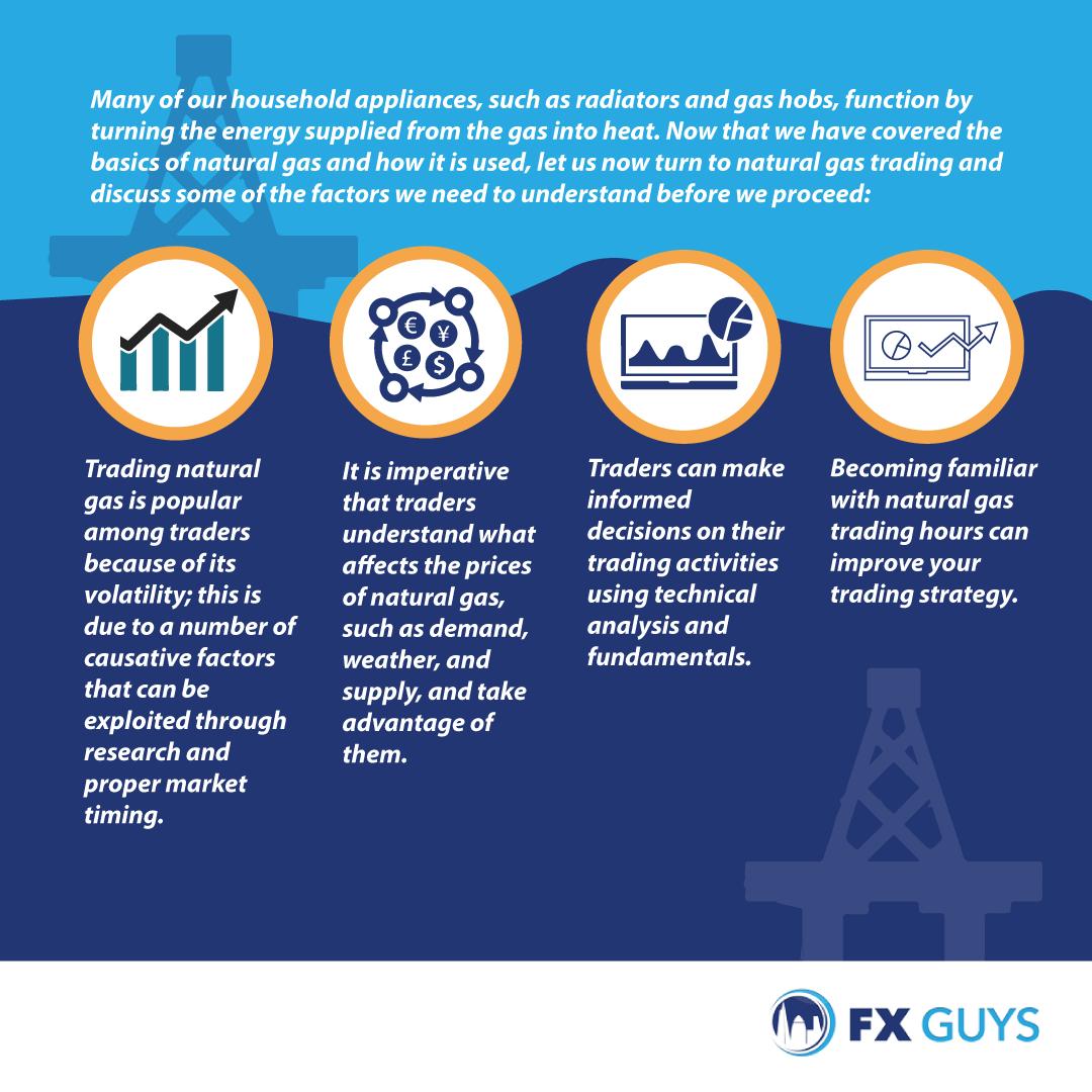 Natural Gas Basics - Infographic